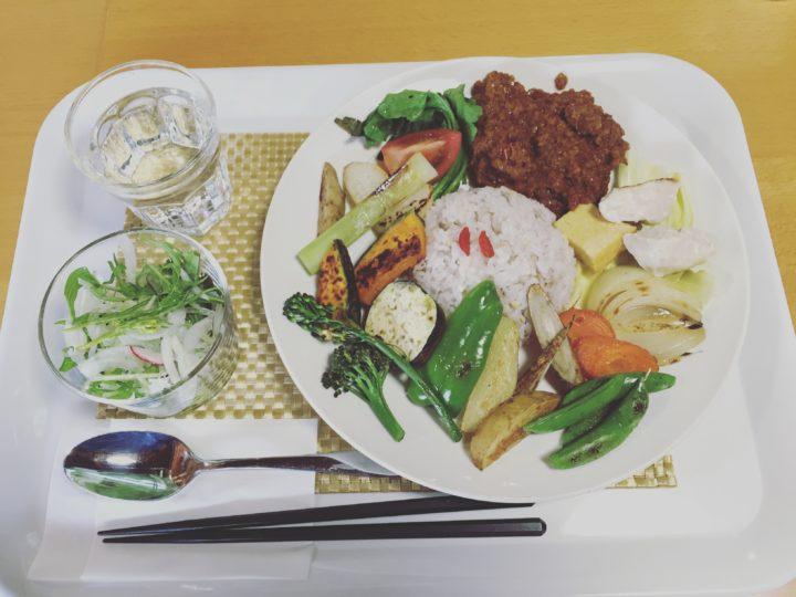 豊前市リトリートcafe風知草の薬膳カレー