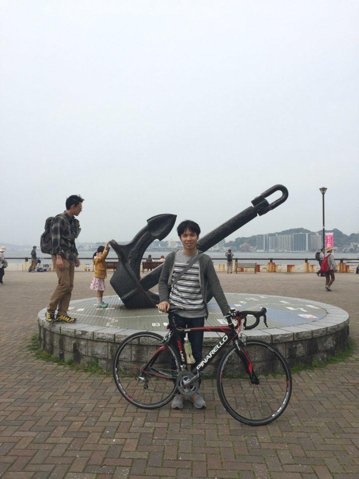 門司港サイクリング
