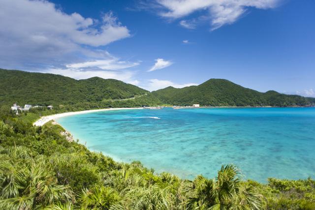 沖縄旅行の計画
