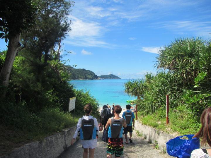 沖縄、慶良間諸島へ行って来ました(2日目)