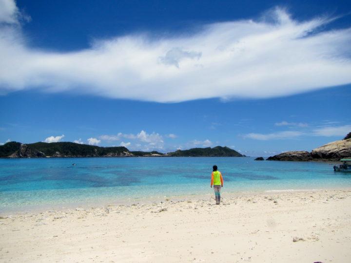 沖縄、慶良間諸島に行ってきました(3日目)