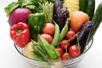 夏にはやっぱり夏野菜を食べよう