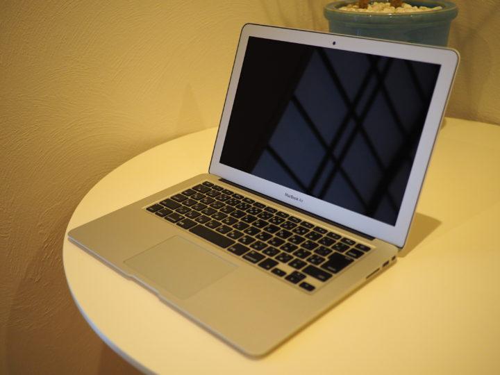 Macbook air復活