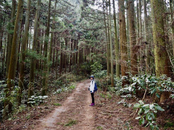 小倉南区の貫山へ登山に行きました