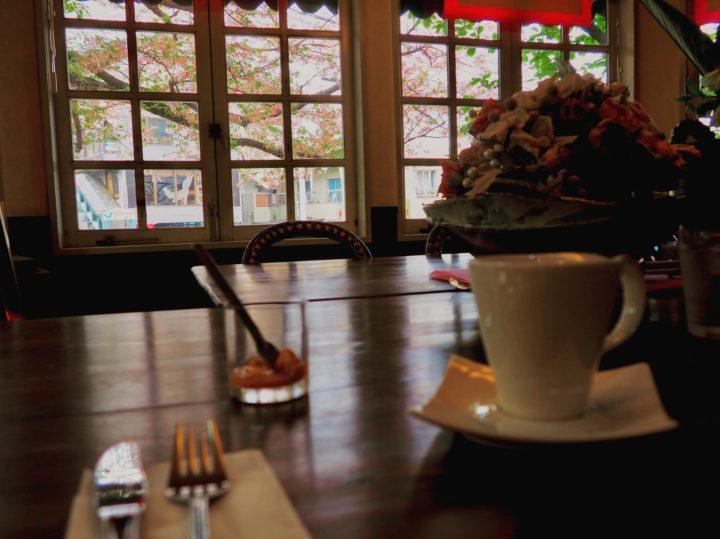 小倉北区のcafe桜亭