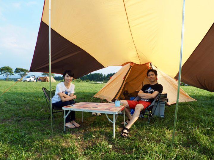久住高原へキャンプに行って来ました①