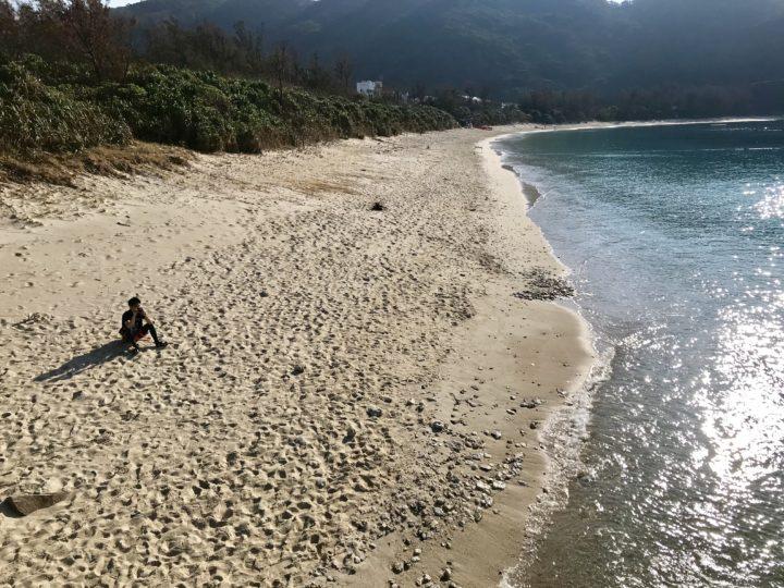 沖縄・慶良間諸島でテント泊キャンプの旅②