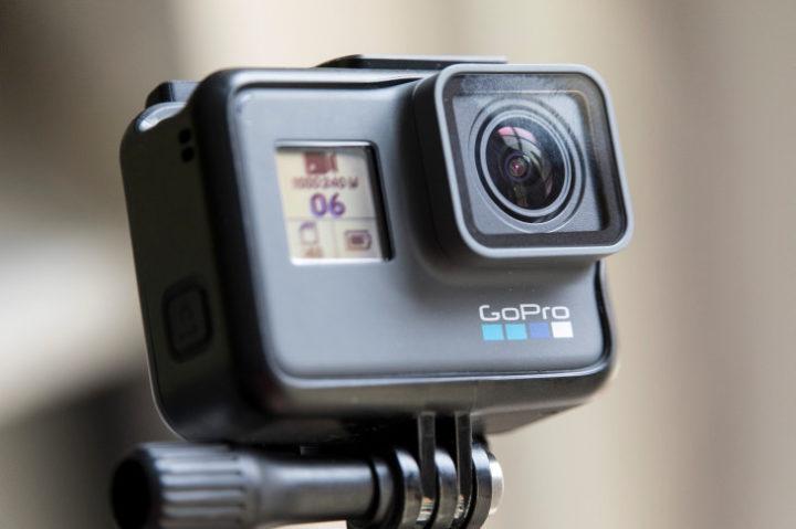 GoProが欲しい