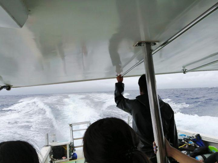 沖縄旅行1日目・スキンダイビングをしてきました