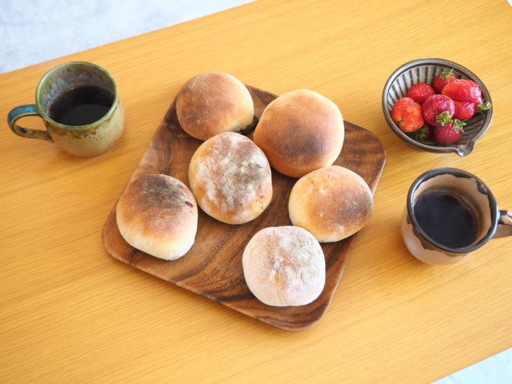 パン作りその1