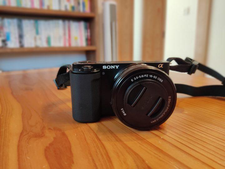 新たに迎えたカメラ